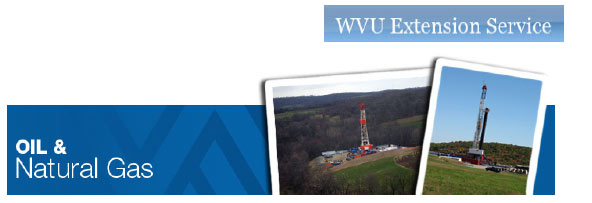2014 WVUES Natural Gas Educational Programs