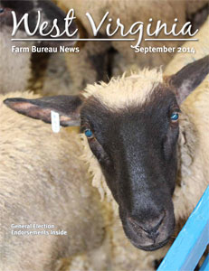 West Virginia Farm Bureau Magazines